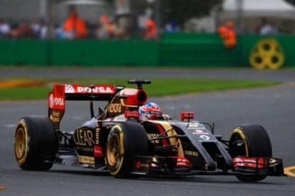 """Grosjean: """"Lotus zal de auto snel op orde hebben"""""""