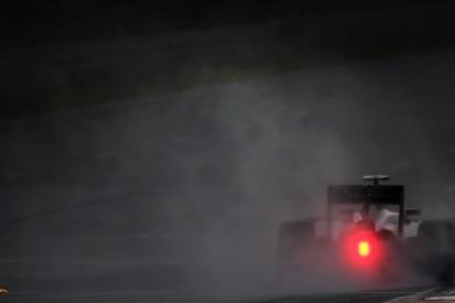 McLaren de mist in met timing tijdens kwalificatie