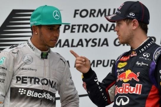 Hamilton vreest snelle opmars Red Bull