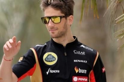Grosjean hoopt op probleemloos optreden Bahrein