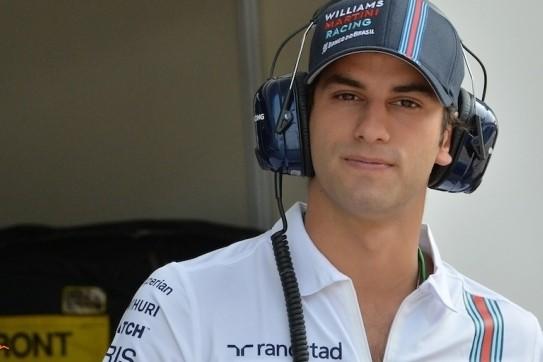Nasr krijgt kilometers in de Williams op vrijdag