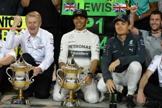 "Andretti: ""Hamilton zal gevecht bij Mercedes winnen"""