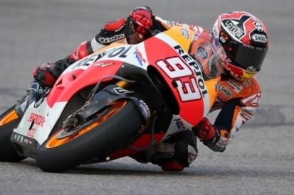 Marquez ook in de race onverslaanbaar