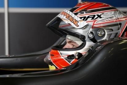 Pole voor Blomqvist in eerste kwalificatie, Verstappen vierde