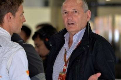 McLaren sleept Red Bull voor de rechter om Fallows