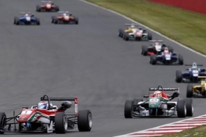 Verstappen pakt eerste punten in Europese Formule 3