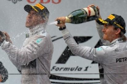 "Rosberg: ""Ik had geen idee wat er op het circuit gebeurde"""