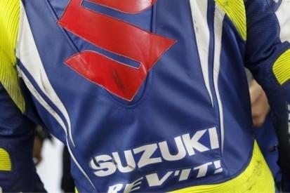 """Suzuki-manager: """"Nog niet met rijders in gesprek"""""""