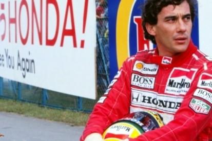 Alonso en Raikkonen donderdag bij Senna-herdenking