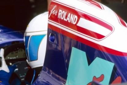 David Brabham over de dood van Roland Ratzenberger