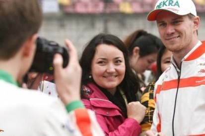 Hülkenberg ziet Force India ook in Spanje goed presteren