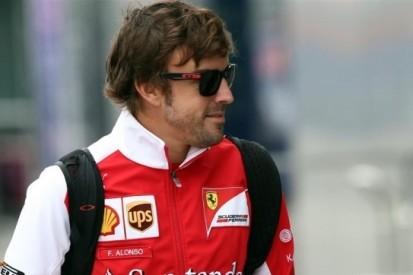 Alonso verwacht opnieuw pittig weekend in Spanje