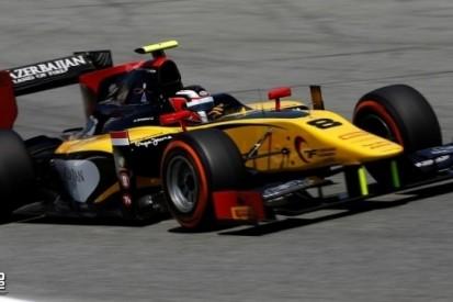DAMS claimt eerste startrij in Spaanse kwalificatie