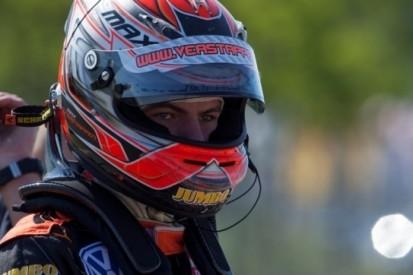 Verstappen komt fractie te kort in kwalificatie Pau