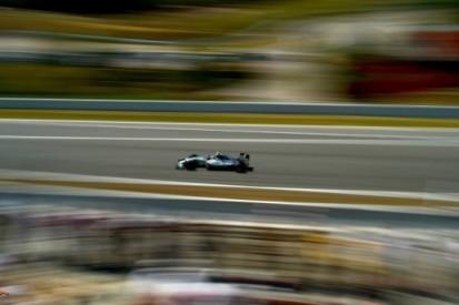 Mercedes maakt zich klaar voor een-twee in kwalificatie