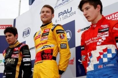 Blomqvist wint na chaotische eindfase in Pau