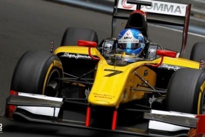Palmer scoort pole-position voor hoofdrace in Monaco