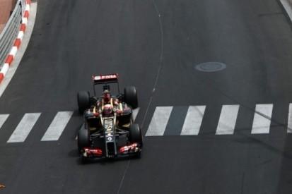 Grosjean blij met punten na vele tegenslagen in race