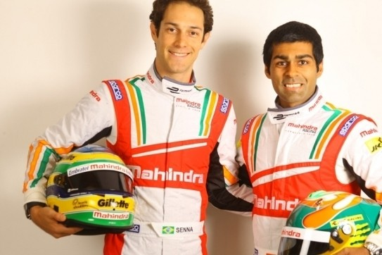 Chandhok en Senna vinden elkaar weer in Formula E