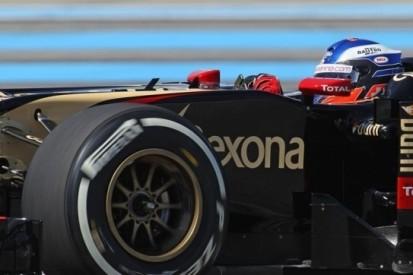 Leimer stuurt twee jaar oude Lotus over Paul Ricard