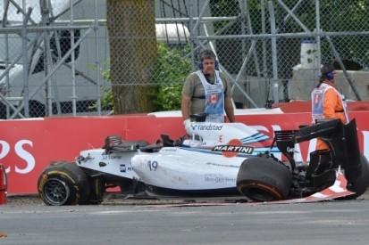 Massa en Perez mogen ziekenhuis verlaten na crash