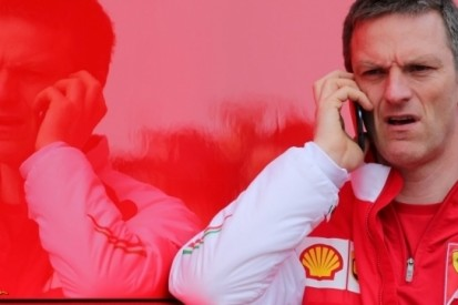 Allison constateert maar lichte verbetering bij Ferrari