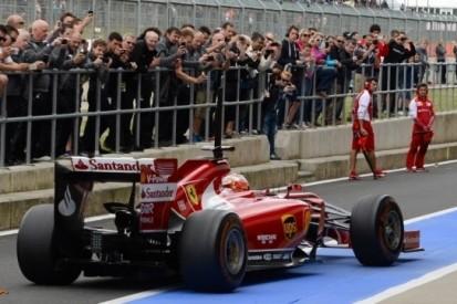 "Bianchi: ""Heb Ferrari laten zien dat ik snel ben"""