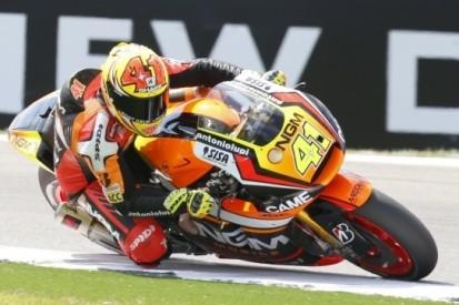 Espargaro snelste op vrijdagochtend, Marquez onderuit