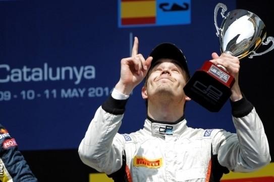 Dillmann volgt Rossi op bij GP2-team Caterham