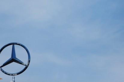 Mercedes bezorgd over lage opkomst in Hockenheim