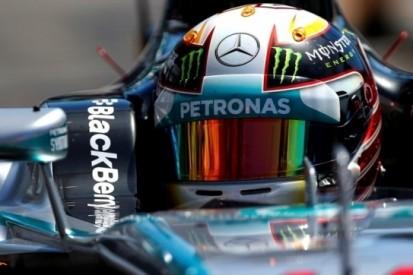 Hamilton hoeft race niet vanuit pitstraat te beginnen
