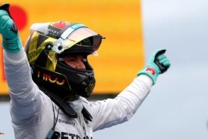 Rosberg revancheert zich met zege in Duitsland