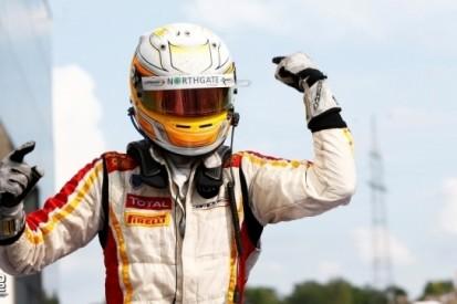 Pic grijpt eerste zege in incidentrijke GP2-race