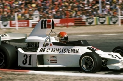 Van Lennep geeft F1-demo bij Historic Grand Prix