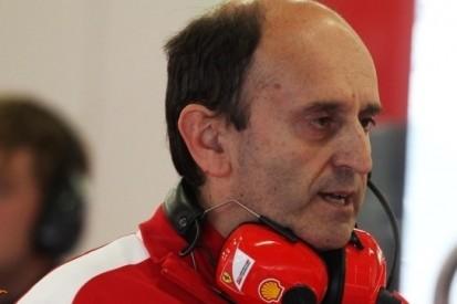 Marmorini verlaat motorendivisie van Ferrari