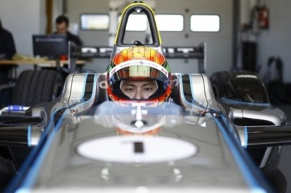 Tung teamgenoot Piquet Jr. bij China Racing