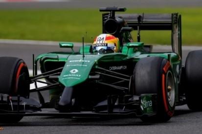 Merhi 'klaar voor meer' na training Monza