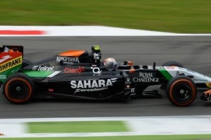 Testrijder Juncadella in tien ronden naar zeventiende plaats