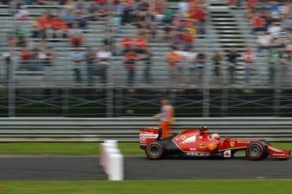 Raikkonen nadert Mercedes-duo op sterke trainingsdag