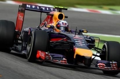 Ricciardo heeft last van motorproblemen op Italiaanse vrijdag