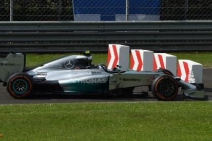 Mercedes doet complottheorieën rond Rosberg af als onzin
