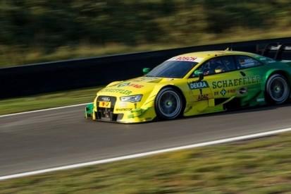 Rockenfeller leidt dominant Audi in kwalificatie Zandvoort