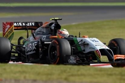 Force India-rijders balen na Japanse kwalificatie