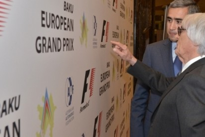 Lay-out voor Formule 1-circuit in Baku gepresenteerd