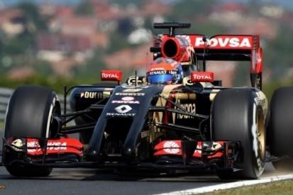 Officieel: Lotus vanaf 2015 met Mercedes-krachtbron