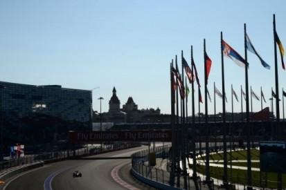 21 coureurs beginnen aan F1-weekend in Rusland