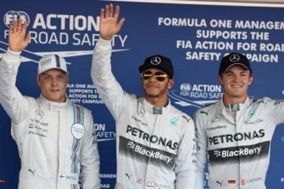 Hamilton pakt pole voor eerste Grand Prix van Rusland