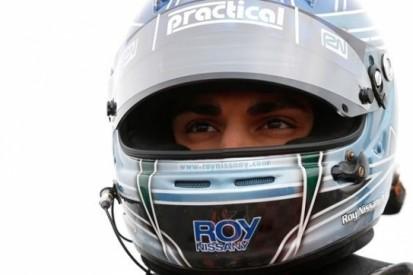 Adderly Fong en Roy Nissany testen voor Sauber