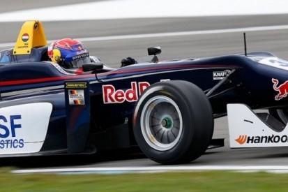 Verstappen start laatste F3-weekend met simpele winst