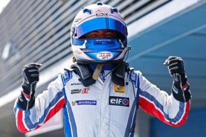 De Vries met DAMS in Formule Renault 3.5
